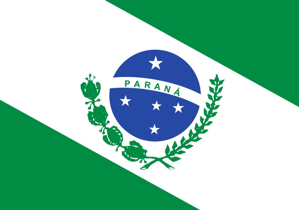 Bandeira Paraná