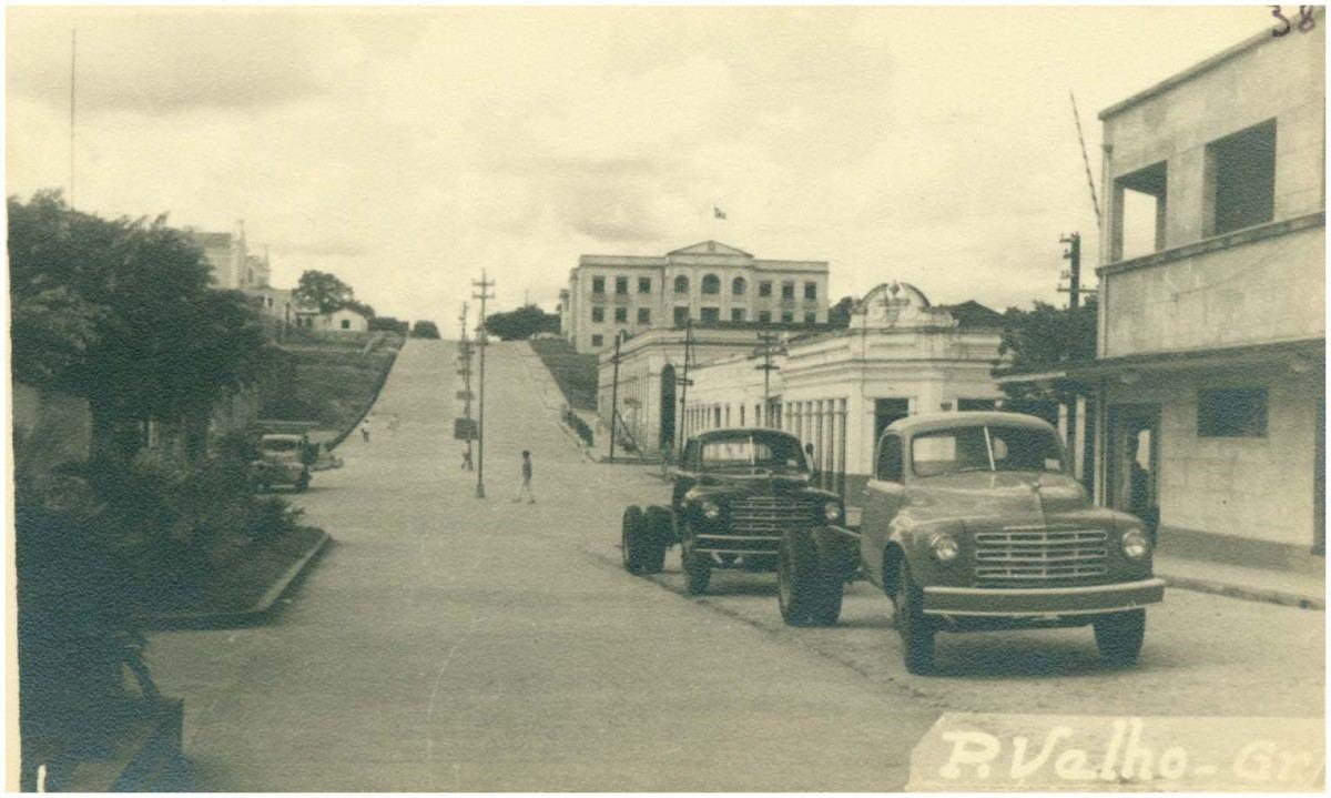 Porto Velho (RO) foi fundada pela empresa Madeira-Mamoré Railway Company