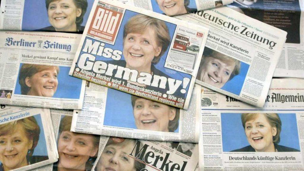 Angela Merkel: a mulher mais poderosa do mundo é cientista
