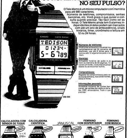 relógio-casio